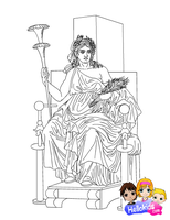 Demeter by Writer-Colorer