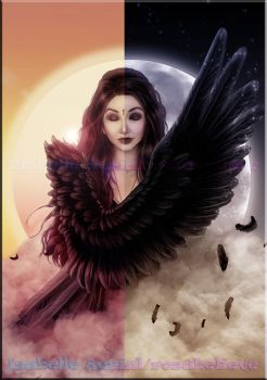 Kate Bush - The Sun and The Moon by rosabelieve