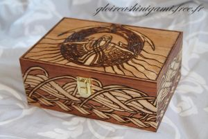 Rivendell box by GreatShinigami