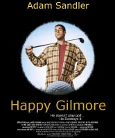 Happy Gilmore Poster by bhazler
