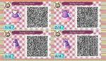 Animal Crossing: New Leaf QR code outfit 2 by Rasberry-Jam-Heaven