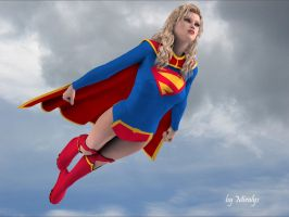 Supergirl 52 by LadyMiralys