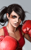 Boxer by laurenjacob