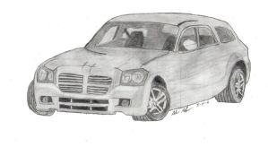 Dodge Magnum by Assassin659
