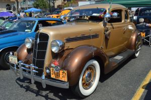 1935 Plymouth Business Coupe II by Brooklyn47