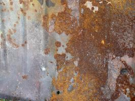 Rust: Roasted Metal 1 by dull-stock