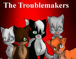 The Troublemakers by Fernsway