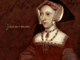 Jane Seymour by RafkinsWarning