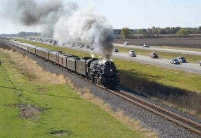 Verses: Steam Train VS Railfans by JamesT4