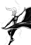 #SaveStorm Speedsketch by QueenAravis