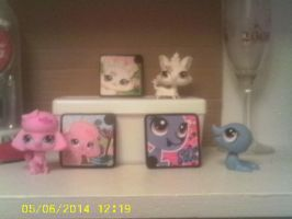 Littlest Pet Shop Blind Bag Animals by AnnieSmith