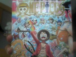 My 18th One Piece Volume by XfangheartX