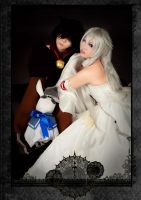 Pandora Hearts: Come to Tea by Astellecia