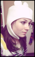 Adventure Time Hat by DablurArt