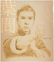 Donnie Yen3 by 403shiomi