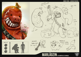 Marlaozin by 2MindsStudio