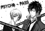 Psycho-Pass by LunarSheep
