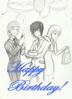 -Somewhat Early- Happy Birthday! by ThePentagonDragonK
