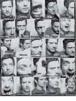 The Many Faces of Elijah Wood by Flame22