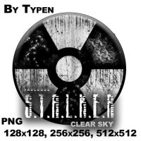 S.T.A.L.K.E.R Clear Sky Icon by Typen