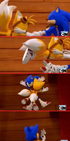 Sonic Boom episode 8 funny part by GothNebula