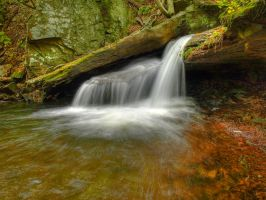 Ricketts Glen State Park 42 by Dracoart-Stock