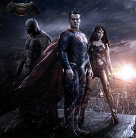 Batman v Superman: The World's Finest Trinity Edit by RoxasXIIIK