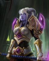 World of Warcraft - Yrel by Jorsch