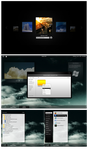 Windows GUI Concept by salmanarif