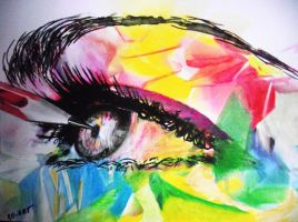 eye by MM-ARTDrawing