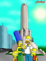 Los Simpsons en ARGENTINA by guilleapi