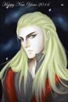 Thranduil by LightVampire