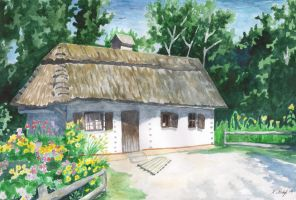 Country house by Kaitana