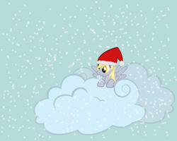 Derpy Christmas by catluvr2