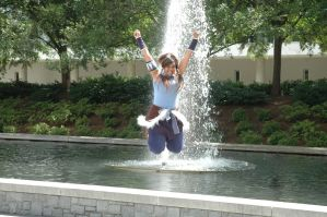 Momocon Korra Yeah! by princessrei