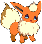 Flareon by foxlett