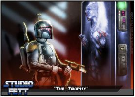 The Trophy by Studio-Fett