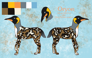 AWD Gryphon contest entry by DarkChocaholic