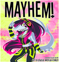 Mayhem by blackwolf275