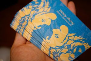 Business Cards by akindo