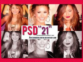 PSD || 21 by AwesoOmeDDLovathoO