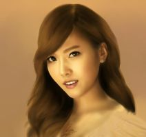 Jessica Jung by ray-falkner