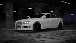 Audi A5 sportback by Conviley