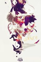 Dance Large ART by ex-works1