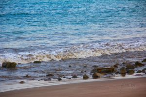 Fujairah beach 2 by amirajuli