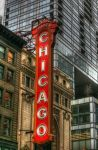 CHICAGO I by SQUEEZEMEFLAT