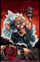 Aquaman: To The Bone by Theamat