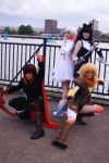 RWBY - Team RWBY by sparrowhawk51