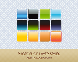 AzulGFX PS Layer Styles9 by AzulGFX