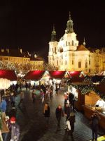 Christmas Prague by EricaOscura